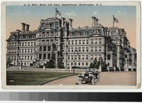 U.S. War, State, and Navy Department, Washington, D.C., 1915-1930