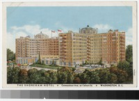 Shoreham Hotel, Washington, D. C., 1915-1930