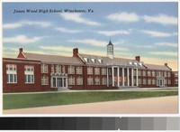 James Wood High School, Winchester, Virginia, 1931-1944