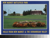 New Market Battlefield Park, New Market, Virginia, circa 1960-1980