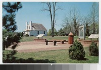 """Stonewall"" Jackson Shrine, Guinea, Virginia, circa 1945-1970"