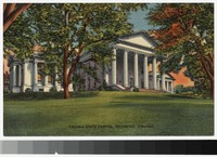 Virginia State Capitol, Richmond, Virginia, 1930-1944