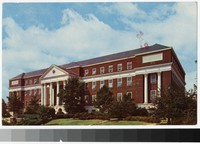 McKeldin Library, University of Maryland, College Park, Maryland, 1958-1980