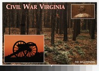 Civil War Virginia, the Wilderness, Spotsylvania, Virginia, circa 1971-1990