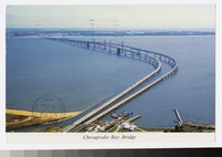 Chesapeake Bay Bridge, Anne Arundel and Queen Annes counties, Maryland, 1981-1985