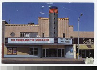 State Theater, Clovis, New Mexico, 1993