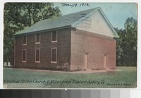 Historical Salem Church, Fredericksburg, Virginia, circa 1907-1914