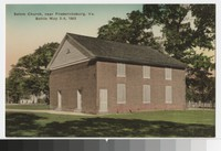 Salem Church, near Fredericksburg, Virginia, 1907-1914, 1907-1914