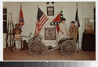 Warren Rifles Confederate Museum, Front Royal, Virginia, circa 1951-1960