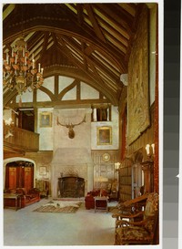 Great Hall, Stan Hywet Hall, Akron, Ohio, 1957-1980