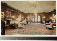 Music Room, Stan Hywet Hall, Akron, Ohio, 1957-1980