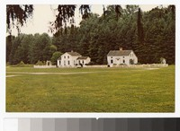 Hale Homestead and Western Reserve Village, Bath Township, Ohio, 1970-1973