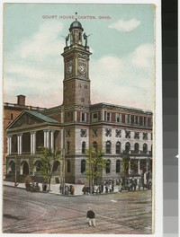 Court House, Canton, Ohio, 1907-1914