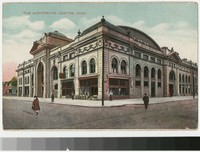 Auditorium, Canton, Ohio, 1907-1914