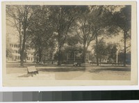 Section of Campus, Indian School, Carlisle, Pennsylvania, 1904-1918