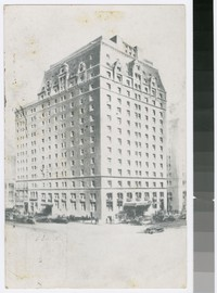 Emerson Hotel, Baltimore, Maryland, 1931-1942