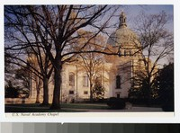 United States Naval Academy Chapel, Annapolis, Maryland, 1961-1980