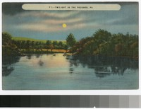 Twilight in the Poconos, Pennsylvania, 1931-1944