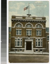 Fraternal Order of Eagles Home, Allentown, Pennsylvania, 1907-1914