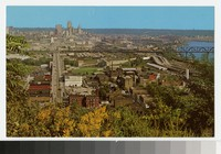 Skyline, Cincinnati, Ohio, 1971-1990