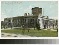 Ohio State Capitol, Columbus, Ohio, 1907-1909