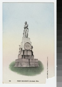 Perry Monument, Cleveland, Ohio, 1898-1901