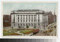 Federal Building, Cleveland, Ohio, circa 1907-September 14, 1907