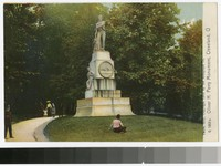 Oliver H. Perry Monument, Cleveland, Ohio, 1905-1907