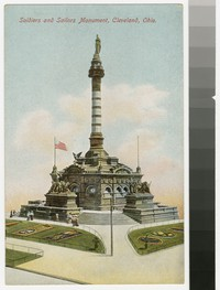 Soldiers and Sailors Monument, Cleveland, Ohio, 1907-1914
