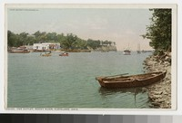 Outlet, Rocky River, Cleveland, Ohio, 1907-1914