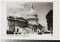 National Capitol, Washington, D.C., 1931-1952
