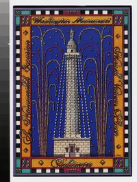 A monumental occasion, Washington Monument, Mount Vernon Place, Baltimore, Maryland, 1998