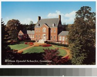 Governor's Mansion, Annapolis, Maryland, 1987-1995