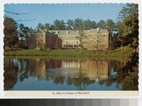 Queen Anne's Residence Hall, St. Mary's College of Maryland, Saint Mary's City, Maryland, 1971-1990