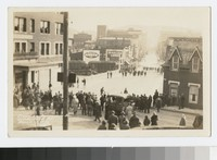 Flood on Baltimore Street, Cumberland, Maryland, 1936