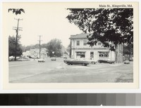 Main Street, Kingsville, Maryland, 1951-1980